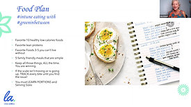 *Eat WELL Learning to Eat for Weight Loss & Life - Session 3