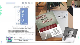 Interview with Brain Over Binge Author, Kathryn Hansen