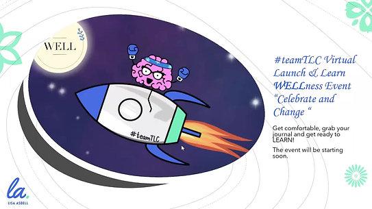 #teamTLC Virtual Launch & Learn