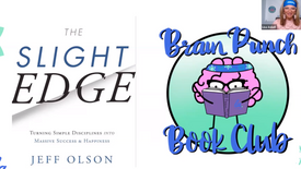 Brainpunch Book Club - The Slight Edge