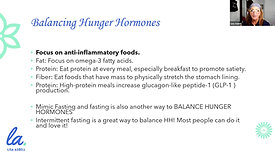 *Are You Really Hungry? Understanding Hunger & Fullness