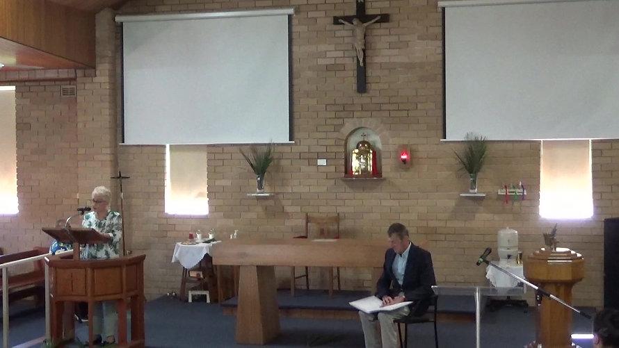 Sunday Liturgy-Palm Sunday Year B