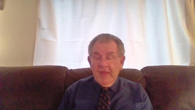 Sunday 03_22_20 Pastor Video