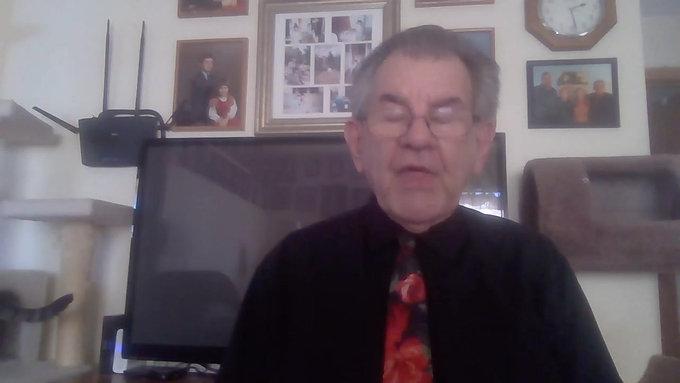 Sunday 03_29_20 Pastor Video