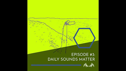 PhonoDoc - Episode 3 - Daily Sounds Matter