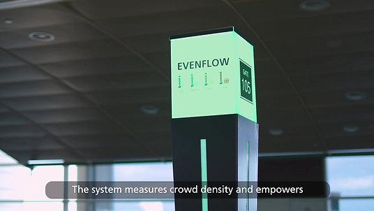 Evenflow Crowd Radar Press Event