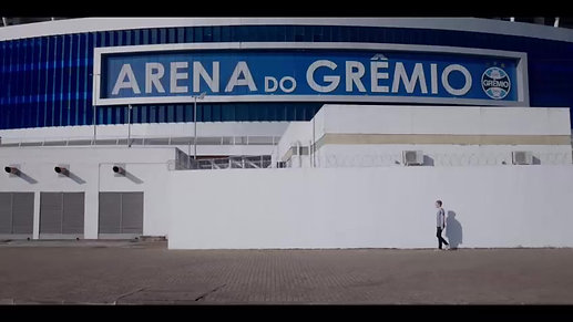 Comercial Brahma | Grêmio | Agência Nobleman