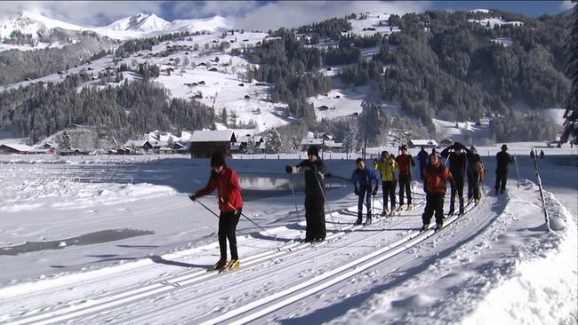 Schneesportlager