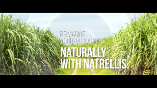 Natrellis Sugarcane Fiber Packaging from Sonoco