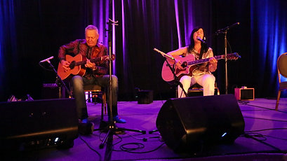 with Tommy Emmanuel at TEGCUSA