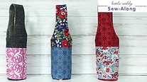 Bottle Caddy - Tote Trio Kit