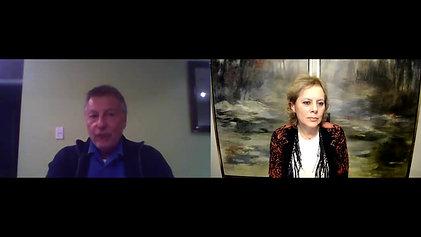 Milcho Manchevski Nov 5 2020 w E Naumovski