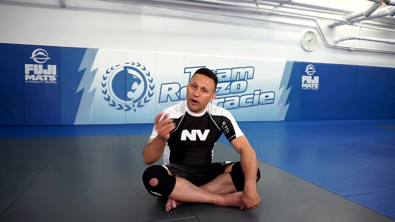 Renzo Gracie Talks About Max McGarr