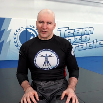 John Danaher on Renzo Gracie Reno