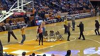 Basketball Halftime Show