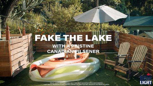 Fake It 'Til You Lake It | Kayak