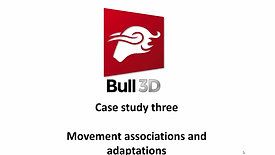 Case Study Three: Movement Associations and Adaptations
