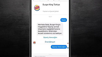 Burger King Chatbot