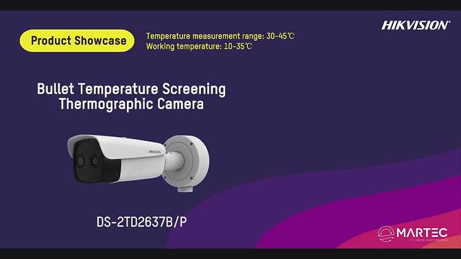 Temperature Screening Thermal Solutions