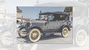 Model T Car Demo