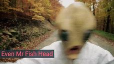 Dog Face - Mr Fish Head