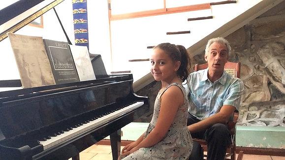 KIDS 03 - El piano, sus teclas y la escala musical