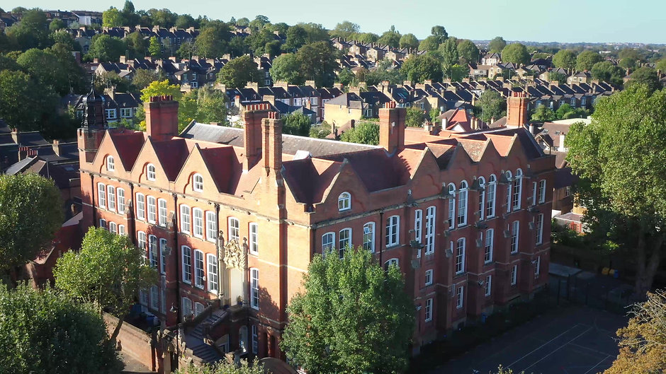 Hatcham College | Promotional Drone Video