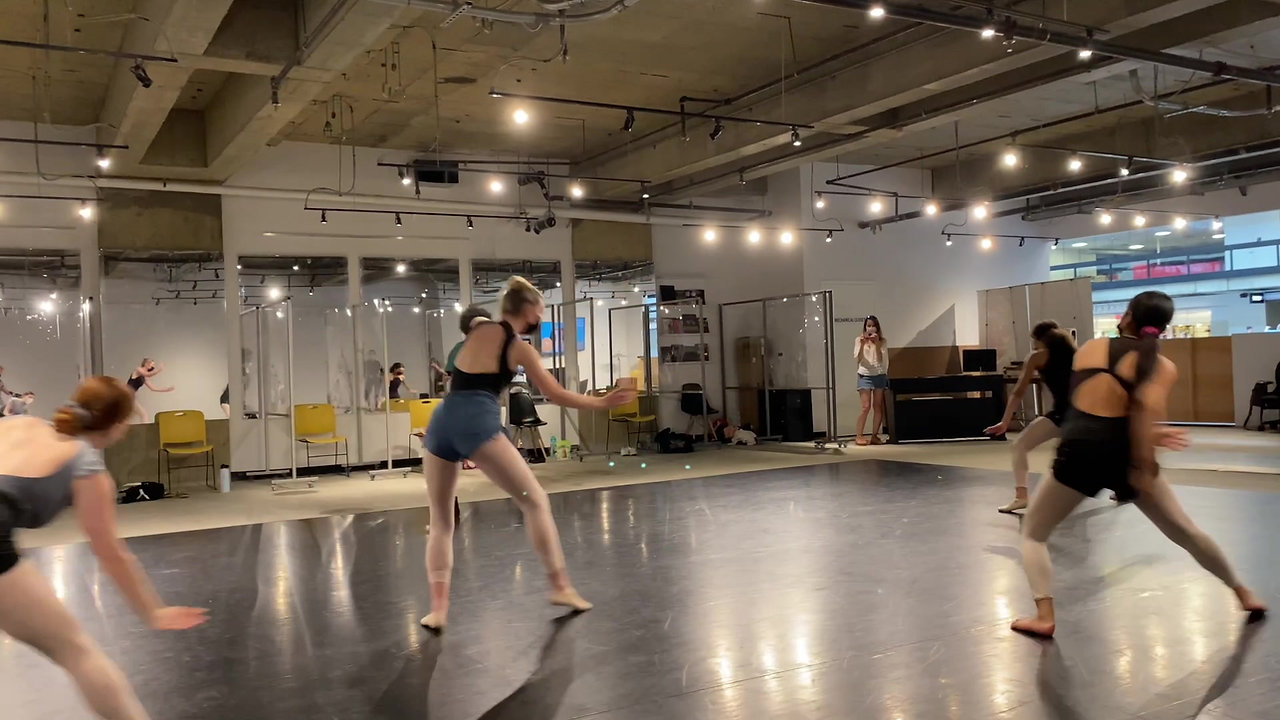 APDF Master Workshop - Hosted by Axelrod Contemporary Ballet Theater @ Bell Works - 2021