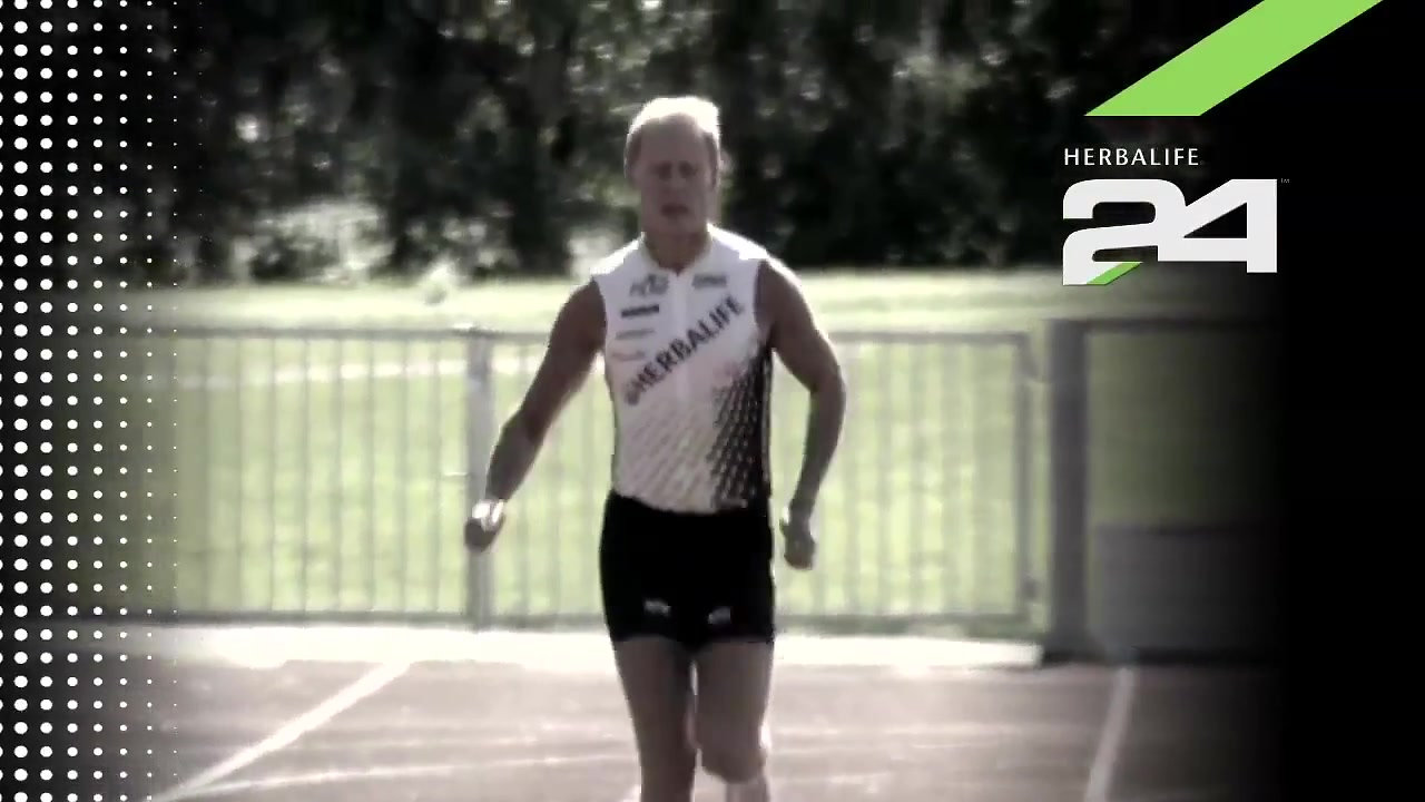 Herbalife 24 - Nutrition for the 24-Hour Athlete.™ Sports Nutrition