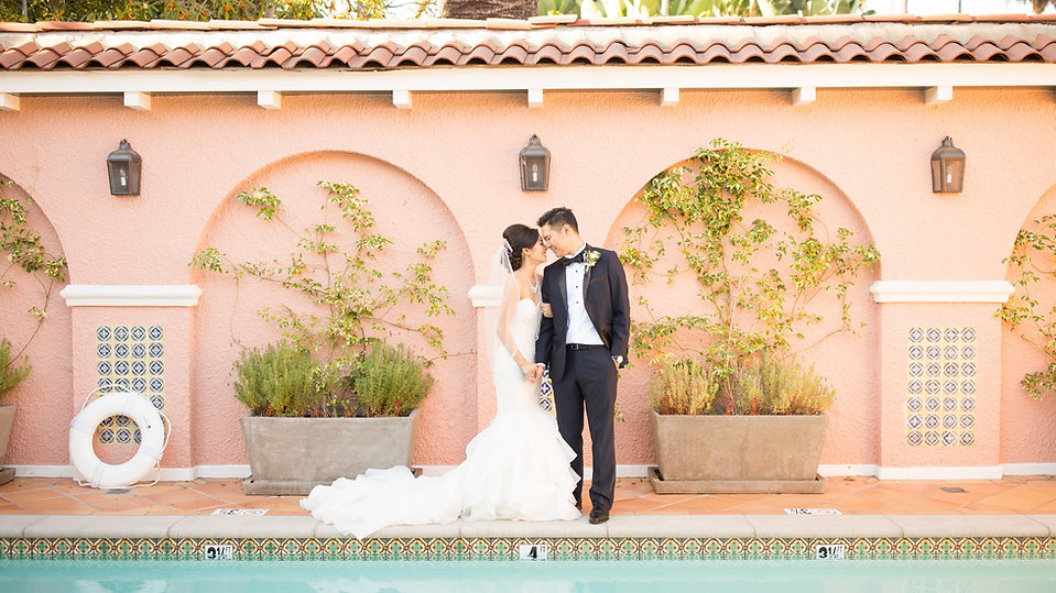 Jill & Hiro - Beverly Hills Hotel Wedding