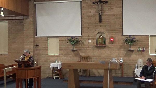 Sunday 26th July 9.30am Liturgy