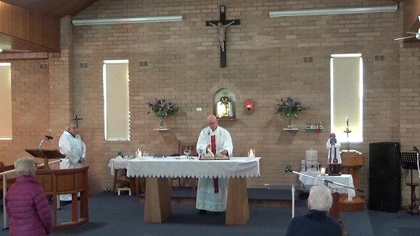 St John Vianney Feast Day Mass 2020