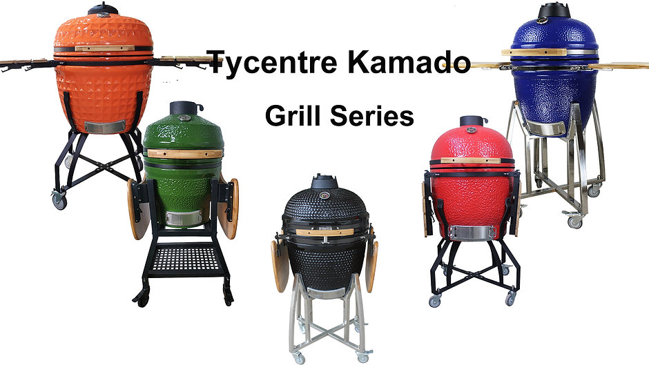 Ceramic Kamado Grills
