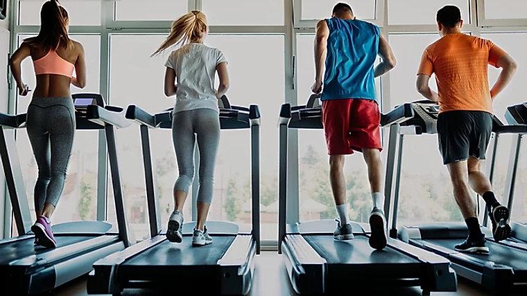 Gym Fitness & Treadmills