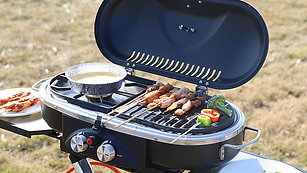 GS-10, Portable Gas BBQ for outdoor cooking