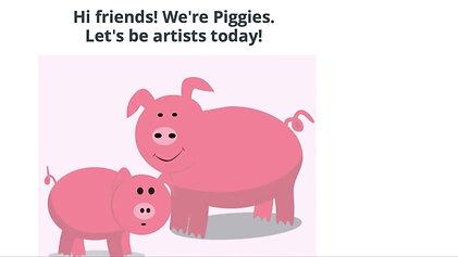 Piggy Stash: Reshaping Cultural Treatments of Art