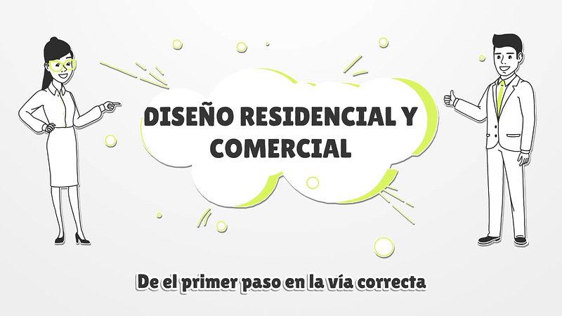 DISEÑO RESIDENCIAL EXPLAINER