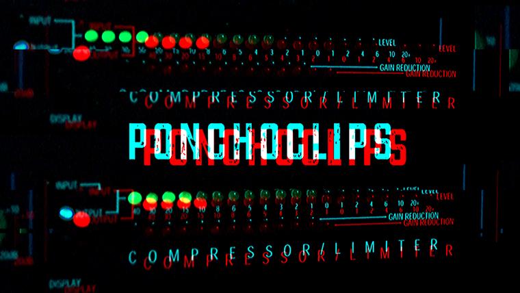 Ponchoclips