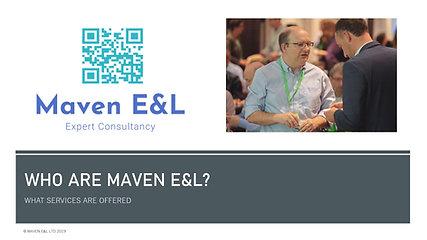 Who are Maven E&L