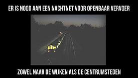 Gent leeft! Ook 's nachts?