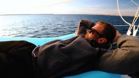 Tuxy - Evening Sail