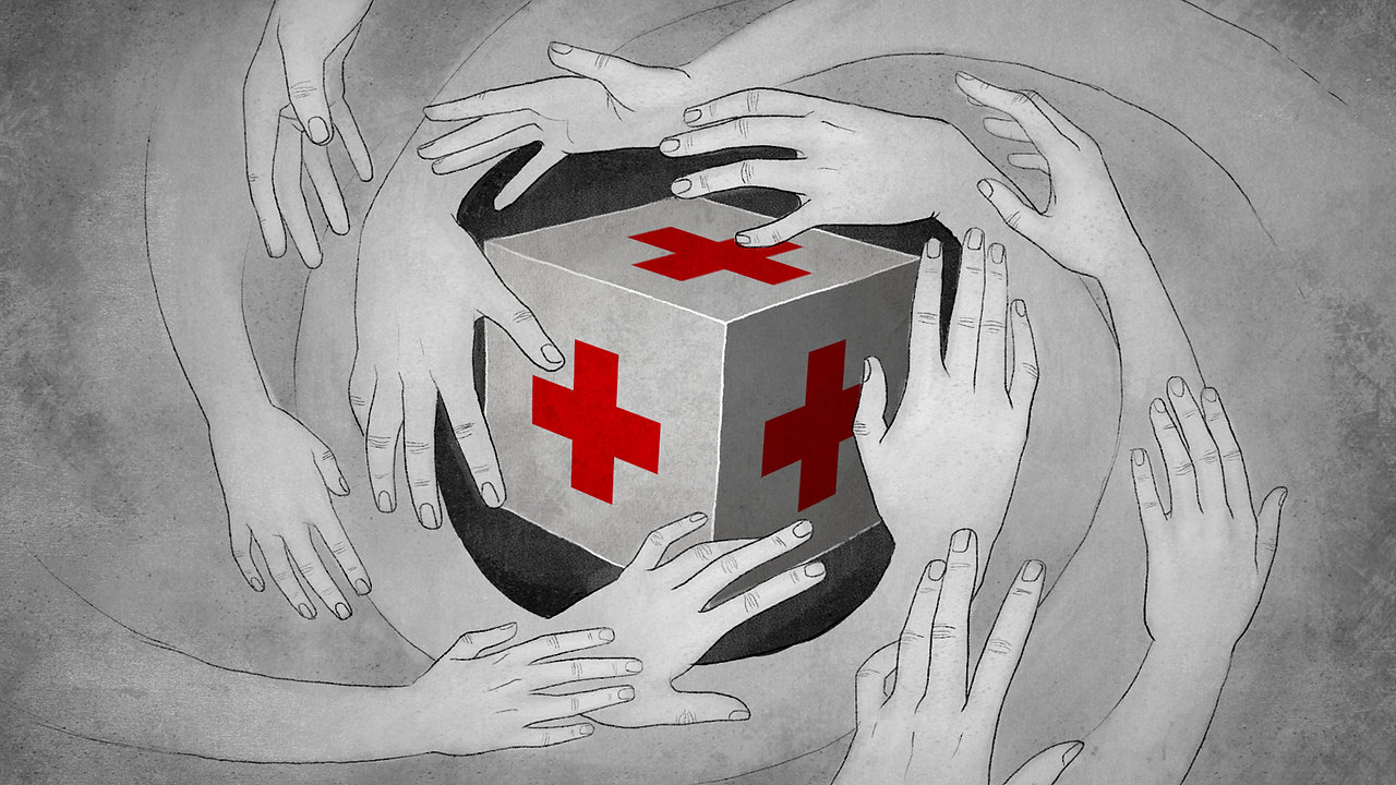 Red Cross - Parcel