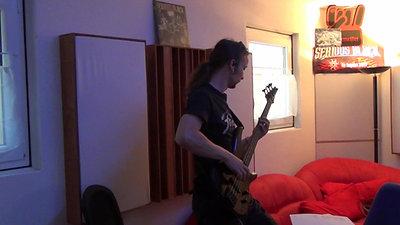 Crystallion Bass Recording June/July 2020