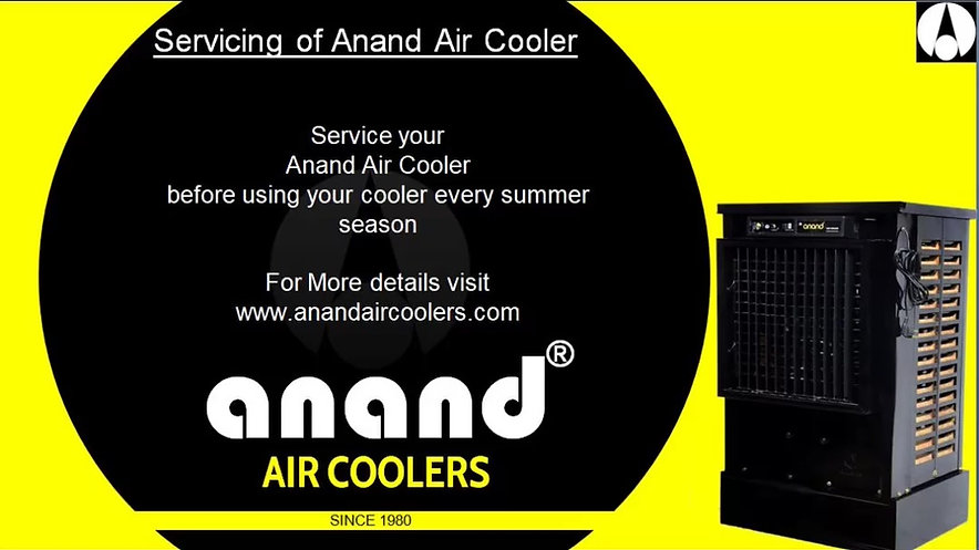 Servicing of Anand Air Cooler