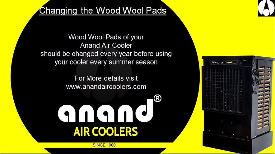 Wood Wool Pad Removal and Fitting