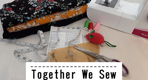 Together We Sew