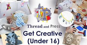 Get Creative Under 16 by Thread and Press (Captioned by Zubtitle)