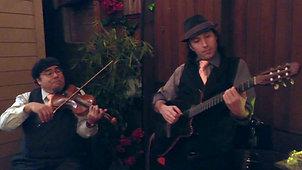 Beatles Violin and Guitar