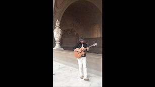 Fingerstyle Ukulele at the City Hall
