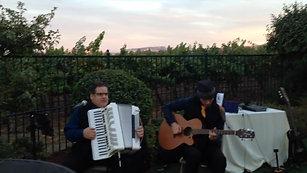 O Sole Mio - Italian Duet